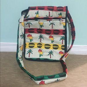 NEW HANDMADE Laptop/ Messenger Bag